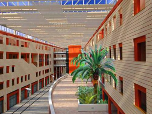 法国Asti医院建筑空间设计-2